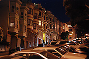 Row Houses, San Francisco, Ernie Mastrioanni photo