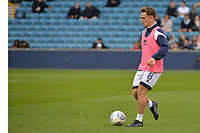 Millwalls Ben Thompson warms up during Millwall vs Stevenage, Caraboa Cup Football at The Den on 8th August 2017