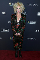LOS ANGELES - JAN 25:  Cyndi Lauper at the 2020 Clive Davis Pre-Grammy Party at the Beverly Hilton Hotel on January 25, 2020 in Beverly Hills, CA