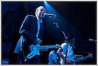 Mick Jones &amp; Leo 'E-Zee Kill' Williams -<br /> <br /> Big Audio Dynamite perform at the Shepherds Bush Empire on the 2nd April 2011