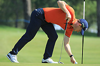 Chris Paisley (ENG) in action during the third round of the Turkish Airlines Open, Montgomerie Maxx Royal Golf Club, Belek, Turkey. 09/11/2019<br /> Picture: Golffile | Phil INGLIS<br /> <br /> <br /> All photo usage must carry mandatory copyright credit (© Golffile | Phil INGLIS)