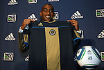 14 January 2010: Amobi Okugo was selected with the #6 overall pick by the Philadelphia Union. The 2010 MLS SuperDraft was held in the Ballroom at Pennsylvania Convention Center in Philadelphia, PA during the NSCAA Annual Convention.