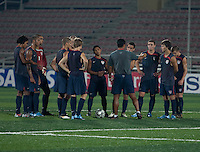 U.S. Under-17 Men Training in Kano, Nigeria