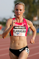 Shalane Flanagen ran the 5000m in 15:10.86 at the Adidas Track Classic 2009 on Saturday, May 16, 2009. Photo by Errol Anderson, The Sporting Image.net