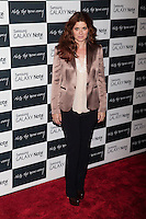 Debra Messing attends the Samsung Galaxy Note 10.1 Launch Event in New York City, August 15, 2012. © Diego Corredor/MediaPunch Inc. /NortePhoto.com<br />