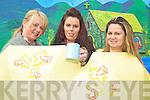Mary Boyne, Bridget Coffey and Mary Coffey enjoying the daffodil day coffee morning in St Annes centre, Killarney on Friday......