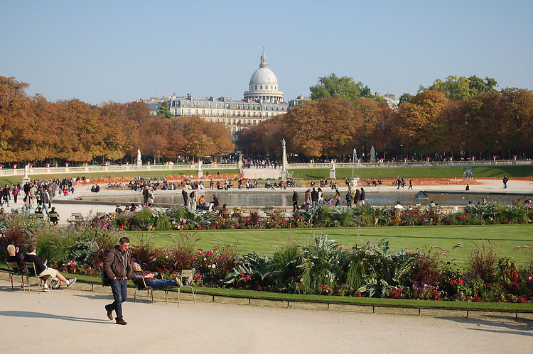 Paris tourist sights