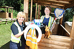Welsh Water Teacher hand over at Cog Moors Environ mental & Education Centre..11.07.12.©Steve Pope.