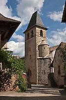 Europe/Europe/France/Midi-Pyrénées/46/Lot/Loubressac: L'église