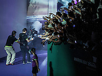 AMBIENCE<br /> <br /> The BNP Paribas WTA Finals 2014 - The Sports Hub - Singapore - WTA  2014  <br /> <br /> 24 October 2014<br /> <br /> &copy; AMN IMAGES