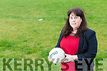 Deirdre Lyne Chairperson of Valentia's Young Islanders GAA Club.