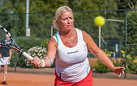 Etten-Leur, The Netherlands, August 27, 2017,  TC Etten, NVK, Josephine van der Stroom (NED)<br /> Photo: Tennisimages/Henk Koster