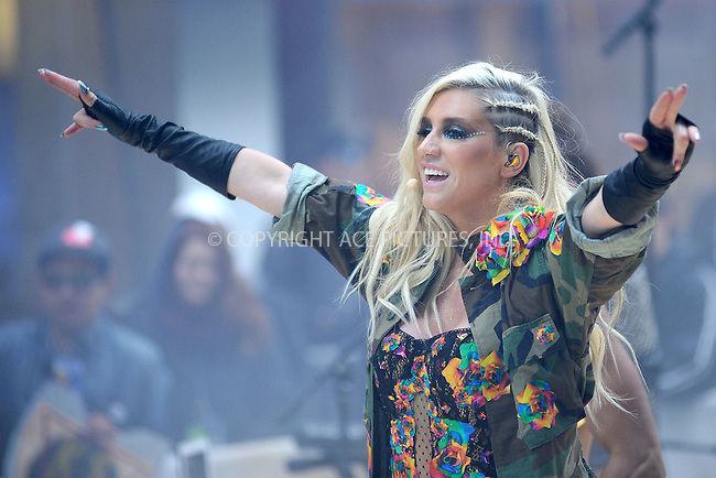 WWW.ACEPIXS.COM . . . . . .November 20, 2012...New York City...Ke$ha performs on NBC's 'Today' at Rockefeller Center on November 20, 2012 in New York City.....Please byline: KRISTIN CALLAHAN - ACEPIXS.COM.. . . . . . ..Ace Pictures, Inc: ..tel: (212) 243 8787 or (646) 769 0430..e-mail: info@acepixs.com..web: http://www.acepixs.com .