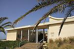 Israel, Southern coastal plain. Beth Miriam archaelogical museum in Kibutz Palmahim
