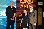 Josep Maria Margall during the 80th Aniversary of the National Basketball Team at Melia Castilla Hotel, Spain, September 01, 2015. <br /> (ALTERPHOTOS/BorjaB.Hojas)