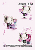 Roger, CUTE ANIMALS, LUSTIGE TIERE, ANIMALITOS DIVERTIDOS, paintings+++++_RM-15-1150,GBRM954,#ac# ,everyday