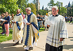 BJ 8.26.17 ND Trail & Mass 6889.JPG by Barbara Johnston/University of Notre Dame