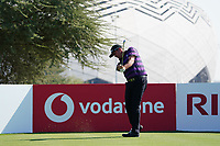 Scott Hend (AUS) on the 11th during Round 1 of the Commercial Bank Qatar Masters 2020 at the Education City Golf Club, Doha, Qatar . 05/03/2020<br /> Picture: Golffile | Thos Caffrey<br /> <br /> <br /> All photo usage must carry mandatory copyright credit (© Golffile | Thos Caffrey)