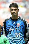 31 August 2004: Pat Onstad. The MLS Eastern Conference All Stars defeated the MLS Western Conference All Stars 3-2 at RFK Stadium in Washington, DC in the Major League Soccer Sierra Mist All-Star Game..