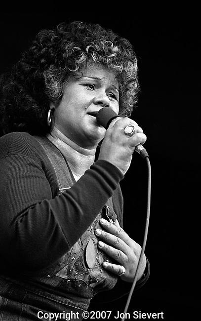 Etta James, Sept 20, 1975, Monterey Jazz Festival