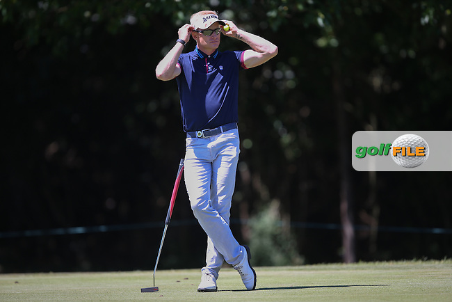 Simon Dyson (ENG) adds 69 to his overnight score during Round Three of the Africa Open 2015 at the East London Golf Club, East London, Eastern Cape, South Africa. Picture:  David Lloyd / www.golffile.ie. 07/03/2015