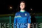 Na Gaeil captain Eoin Doody on Tuesday.