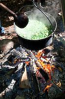 Kräutersuppe