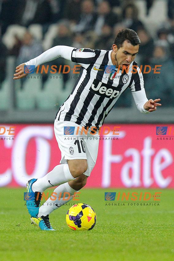 Carlos Tevez Juventus - Torino 01-12-2013 Juventus Stadium - Football Calcio 2013/2014 Serie A  - Juventus - Udinese - Foto Marco Bertorello  / Insidefoto