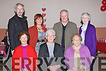 BALROOM: The old Hilton Ballyroom  now St Brendan's Community Centre, Ardfert, on Sunday comes to life after 40years dancing the day away were, Nora O'Suillivan (ardfert), Eileen Mahoney (Banna) and Betty Scanlon (Barrow). Back l-r: Michael and Moira O'Sullivan,Tony Scanlon and Margaret Murphy.