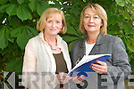 Vera OLeary on Right  (director.of Kerry Rape and.Sexual Abuse Centre).