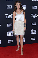 """LOS ANGELES - SEP 23:  Hilarie Burton at the """"The Walking Dead"""" Season 10 Premiere Event at the TCL Chinese Theater on September 23, 2019 in Los Angeles, CA"""