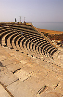 Zypern (Süd), antikes Theater in Kourion