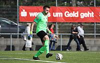 Dominik Geissler (Geinsheim) - 31.03.2019: SV St Stephan Griesheim vs. SV 07 Geinsheim, Kreisoberliga Darmstadt/Gross-Gerau