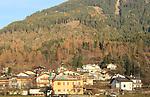 Italy, on November 15, 2018. Baselga di Pine