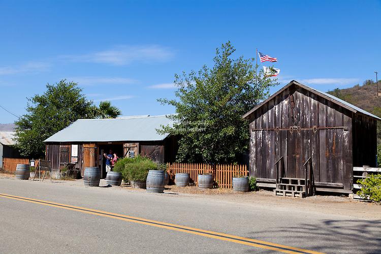 Foxen Vineyard in Santa Maria, California
