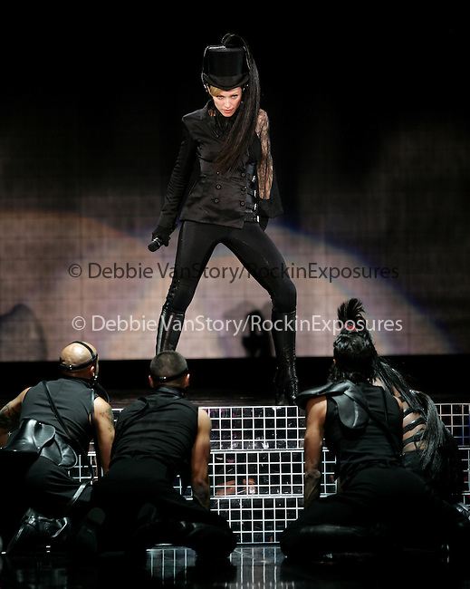 Madonna Performs live during The Confessions Tour held at The Great Western Forum in Inglewood, California on May 23,2006.Copyright 2006 by RockinExposures..