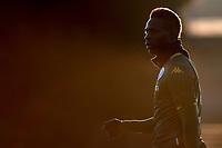 Mario Balotelli of Brescia Calcio <br /> Roma 30/12/2019 Stadio Giulio Onesti <br /> Football  Friendly match <br /> Trastevere Calcio - Brescia FC <br /> Photo Andrea Staccioli / Insidefoto