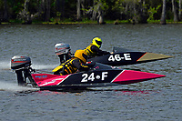 24-F and 46-E   (Outboard Runabouts)