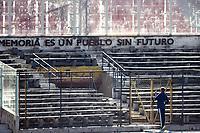 Futbol 2018 Banderazo Universidad de Chile