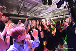Westchester Twin Girls Celebrate Their Bat Mitzvah At Abigail Kirsch's Loading Dock in Stamford, Connecticut