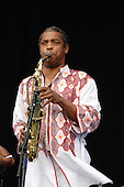 Aug 07, 2011: FEMI KUTI & The Positive Force - Big Chill Day 3