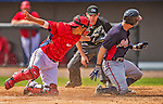 2013-03-11 MLB: Atlanta Braves at Washington Nationals Spring Training