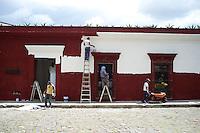 Galeria Quetzali, Oaxaca, Mexico