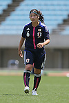 Ayu Nakata (JPN), .JUNE 17, 2012 - Football / Soccer : .Women's International Friendly match between U-20 Japan 1-0 U-20 United States .at Nagai Stadium, Osaka, Japan. (Photo by Akihiro Sugimoto/AFLO SPORT) [1080]