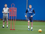 24.09.2019 Rangers training: George Edmundson