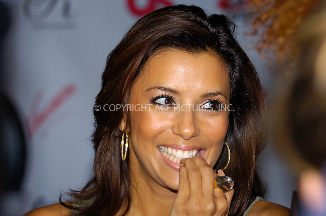 WWW.ACEPIXS.COM ** ** ** ....MIAMI, AUGUST 27, 2005....Eva Longoria at the US Weekly and Rosalina Jewelry Bash held at the Style Villa in the Sagamore Hotel. ....Please byline: Philip Vaughan -- ACE PICTURES... *** ***  ..Ace Pictures, Inc:  ..Craig Ashby (212) 243-8787..e-mail: picturedesk@acepixs.com..web: http://www.acepixs.com