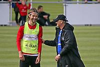 07.05.2014: Eintracht Frankfurt Training