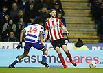 Chris Basham of Sheffield Utd during the FA Cup match at the Madejski Stadium, Reading. Picture date: 3rd March 2020. Picture credit should read: Simon Bellis/Sportimage
