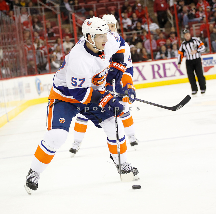 BLAKE COMEAU, of the New York Islanders.
