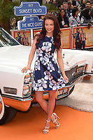 Jess Impiazzi<br /> arrives for the premiere of &quot;The Nice Guys&quot; at the Odeon Leicester Square, London.<br /> <br /> <br /> &copy;Ash Knotek  D3120  19/05/2016
